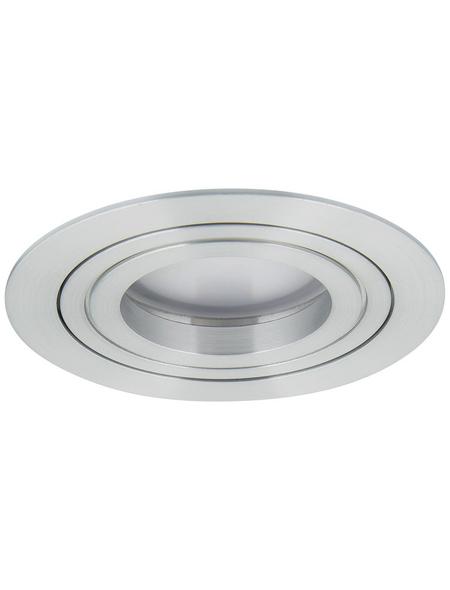 PAULMANN Einbauleuchte »Coin«, dimmbar, Aluminium