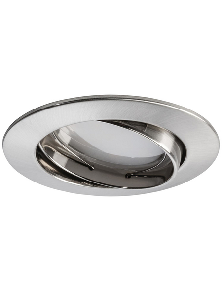 PAULMANN Einbauleuchte »Coin«, dimmbar, Aluminium/Zink