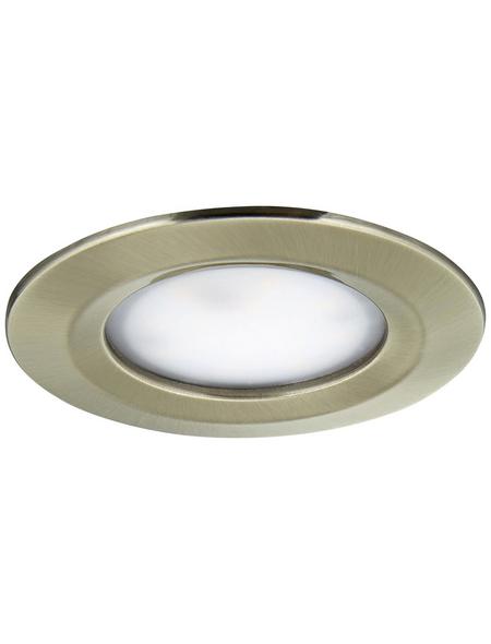 PAULMANN Einbauleuchte »Coin Slim«, dimmbar, Aluminium