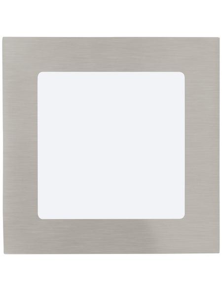 EGLO Einbauleuchte »FUEVA 1«, 5,5 W, Einbautiefe: 3 cm