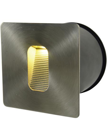 NÄVE Einbaustrahler Aluminium