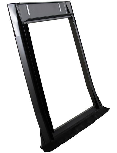 RORO Eindeckrahmen EDRZ, anthrazit, geeignet für Fenstertyp HB/KB der Marke RORO