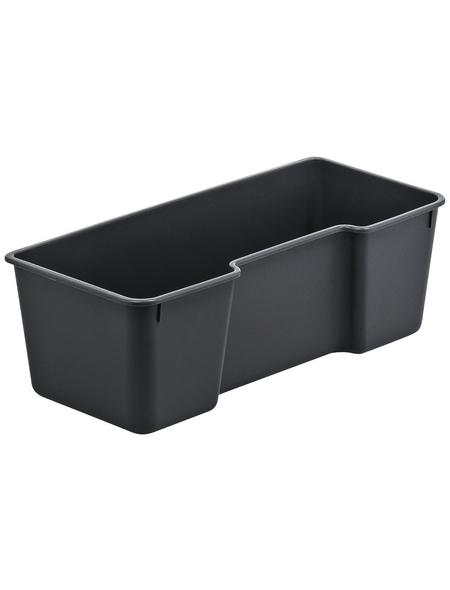 Rotho Einsatz für Boxen »Evo«, BxHxL: 16,6 x 12,2 x 36,5 cm, Kunststoff
