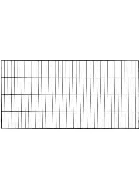 FLORAWORLD Einstabmatte, HxL: 125 x 200 cm, anthrazit