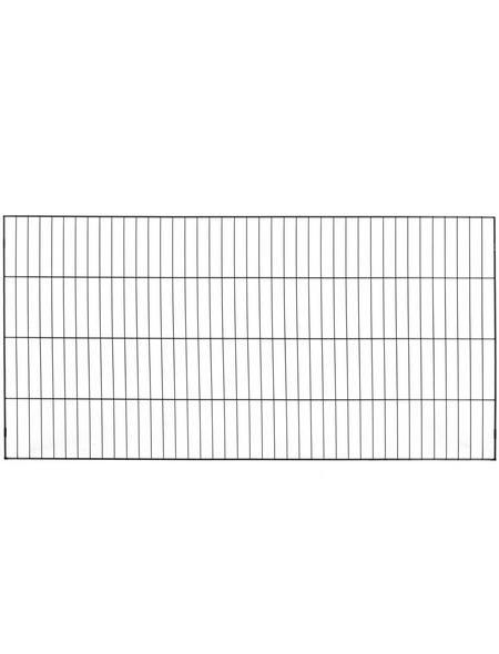 FLORAWORLD Einstabmatte, HxL: 75 x 200 cm, anthrazit