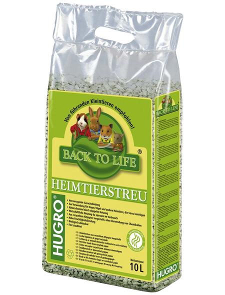HUGRO Einstreu »Back to Life«, 1 Beutel, 2,35 kg