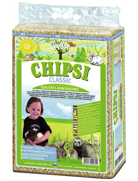 CHIPSI Einstreu »Classic«, 1 Sack, 3,3 kg
