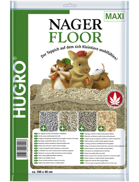 HUGRO Einstreu »Nagerfloor«, 1 Stück, 0,62 kg