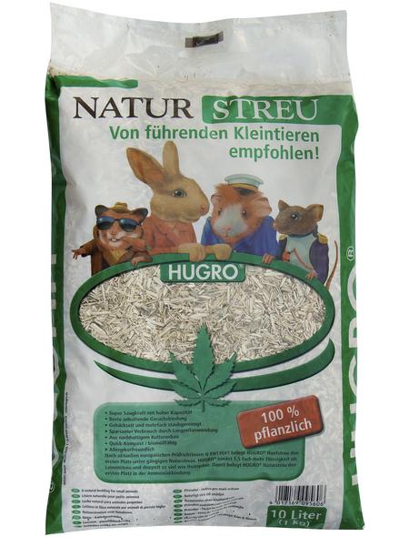 HUGRO Einstreu »Naturstreu«, 1 Beutel, 1,04 kg