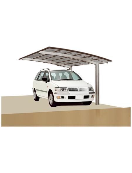 XIMAX Einzelcarport »Portoforte«, Außenmaß BxT: 270,4 x 495,4 cm
