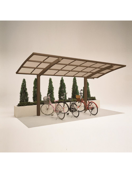 XIMAX Einzelcarport »Portoforte Mini«, Außenmaß BxT: 201 x 253,8 cm