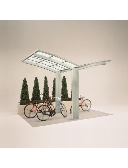XIMAX Einzelcarport »Portoforte Mini«, Außenmaß BxT: 404 x 253,8 cm