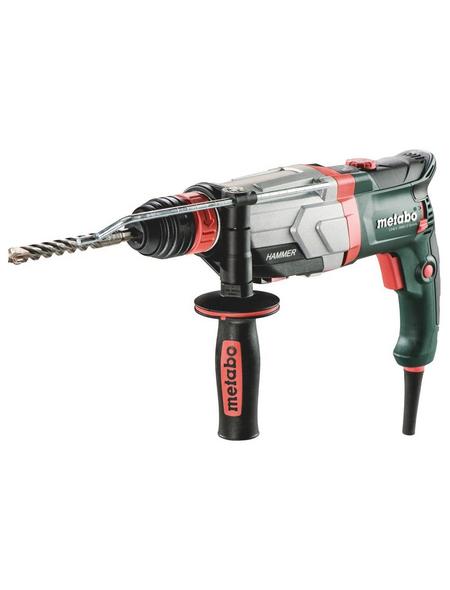 METABO Elektro-Bohrhammer »UHEV 2860-2 Quick«, 1100 W, max. Drehzahl: 2100 U/min