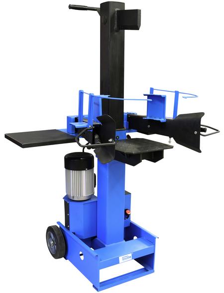 GÜDE Elektro-Holzspalter »GHS 500/8TED«, 3000 W, Spaltdruck: 8 t, Spaltdurchmesser: 35 mm