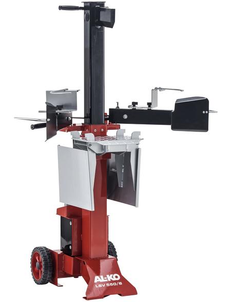 AL-KO Elektro-Holzspalter »LSV 550/6«, 2700 W, Spaltdruck: 6 t, Spaltdurchmesser: 300 mm