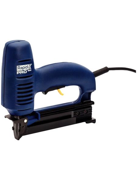 RAPID Elektro-Tacker »R606 PRO«, Klammertyp 606, Klammerlänge: 12 - 25 mm, inkl. Koffer