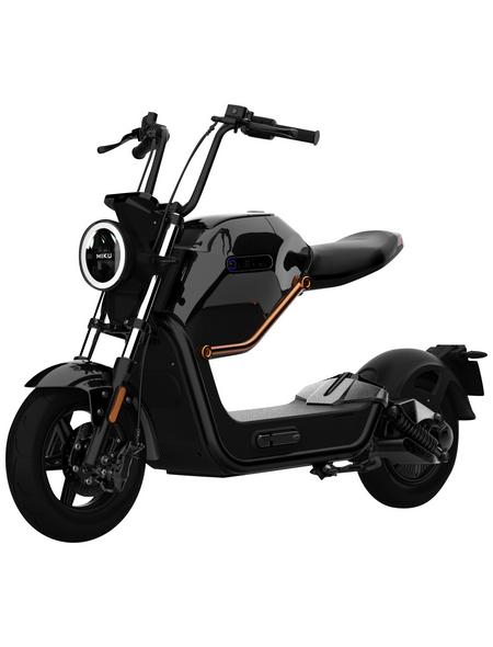DIDI THURAU Elektroroller »Max«, max. 45 km/h, Reichweite: 45 km, schwarz