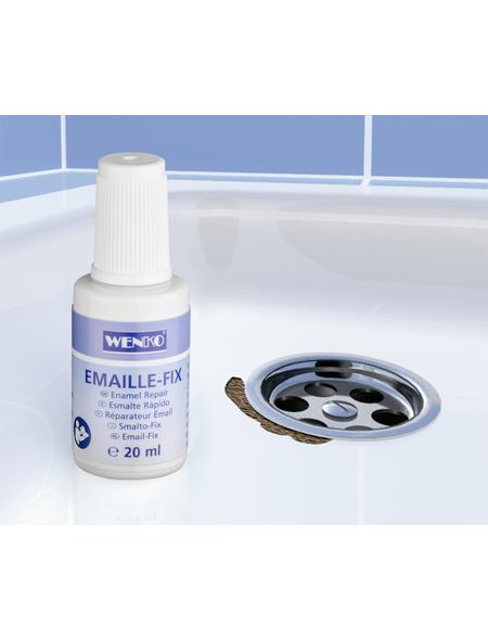 WENKO Emaille-Fix, weiß