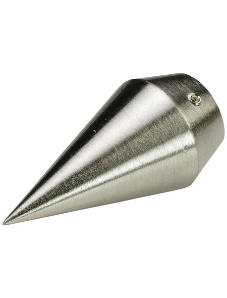 LIEDECO Endstück, France, Spitze, 20 mm, Silber