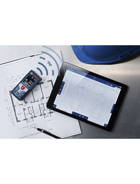 BOSCH PROFESSIONAL Entfernungsmesser »GLM 50 C«