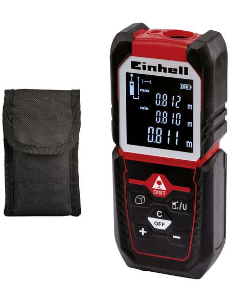 EINHELL Entfernungsmesser »TC-LD 50«, rot/schwarz