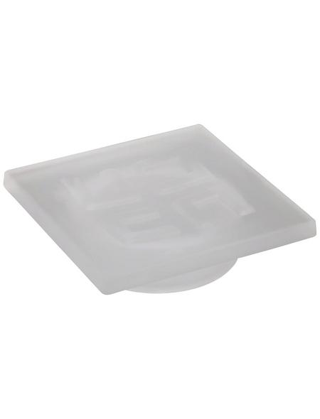 TIGER Ersatz-Seifenschale »Items«, Glas, weiß
