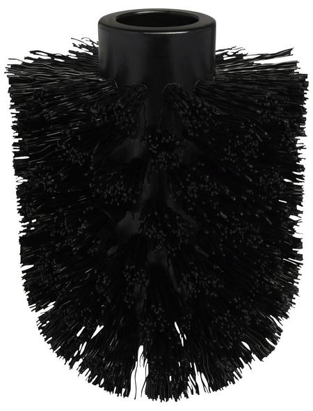 TIGER Ersatzbürstenkopf »Items«, Höhe: 9 cm, schwarz