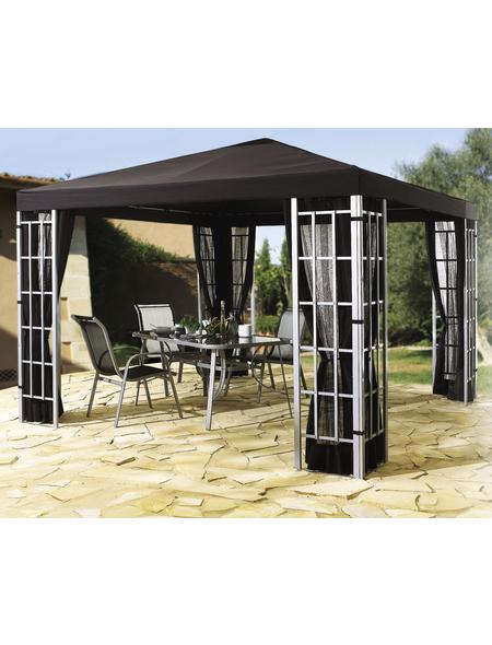 GRASEKAMP Ersatzdach für Pavillon »Alu-Optik«