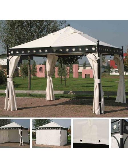 SIENA GARDEN Ersatzdach für Pavillon, quadratisch, BxT: 350 x 350 cm