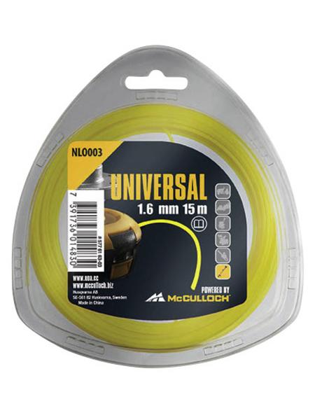 UNIVERSAL Ersatzfadenspule, gelb