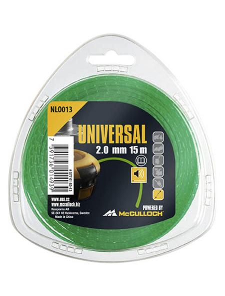 UNIVERSAL Ersatzfadenspule, grün