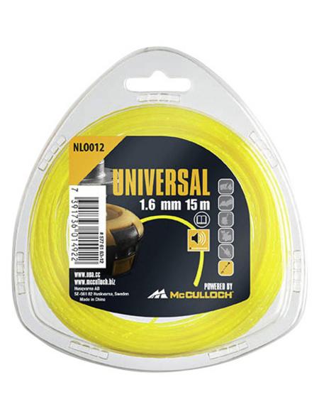 UNIVERSAL Ersatzfadenspule, Nylon, gelb