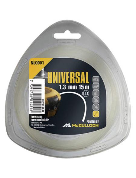 UNIVERSAL Ersatzfadenspule, Nylon, weiß