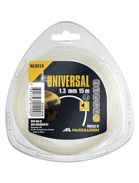 UNIVERSAL Ersatzfadenspule, weiß