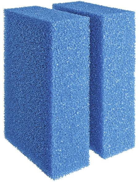 OASE Ersatzfiltermatten, geeignet für Teiche, blau