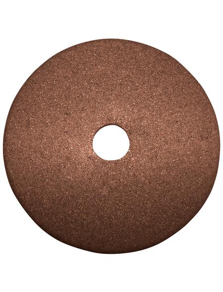 GÜDE Ersatzschleifscheibe, Braun, Schleifscheibe 108 x 3,2 x 23 mm