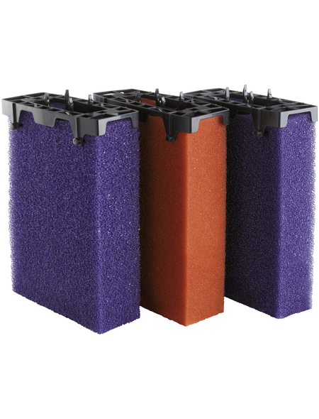 OASE Ersatzschwamm-Set »FiltoMatic«, geeignet für: Durchlauffilter FiltoMatic CWS 3000/7000
