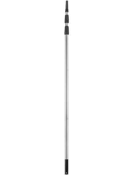 MR. GARDENER Ersatzstiel, Aluminium, teleskopierbar, 150 - 400 cm