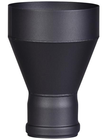 FIREFIX® Erweiterung für Rauchrohre, Ø: 15 cm, Stärke: 2 mm, Stahl
