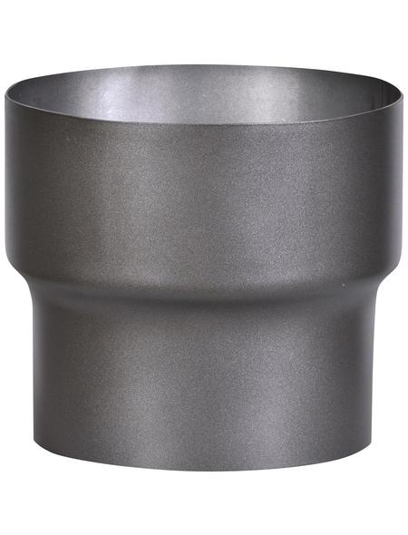 FIREFIX® Erweiterung für Rauchrohre, Ø: 18 cm, Stärke: 2 mm, Stahl
