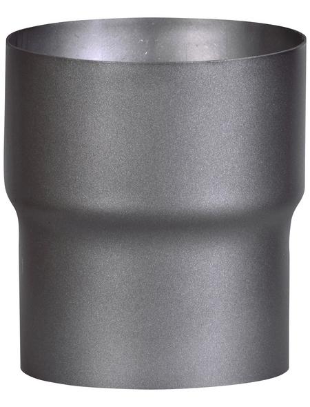 FIREFIX® Erweiterung für Rauchrohre, ØxL: 15 x 16 cm, Stärke: 2 mm, Stahl