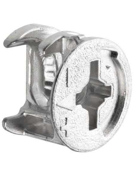 CONNEX Exzenter, Metall, Ø 16 mm