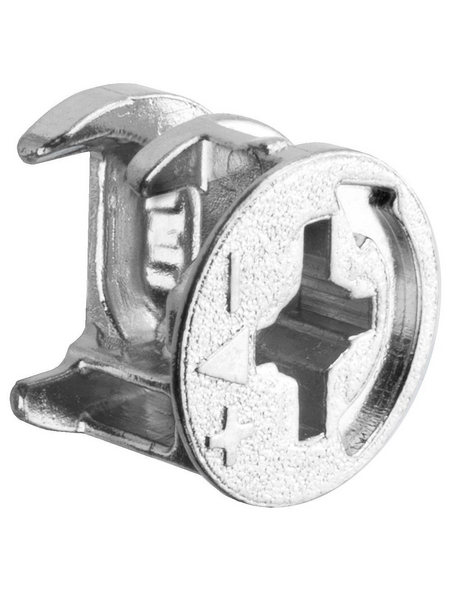 CONNEX Exzenter, Metall, Ø 18 mm