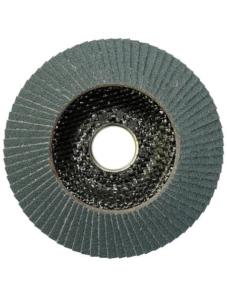 TOROFLEX Fächerschleifscheibe, Ø 115 mm, Zubehör für: Winkelschleifer