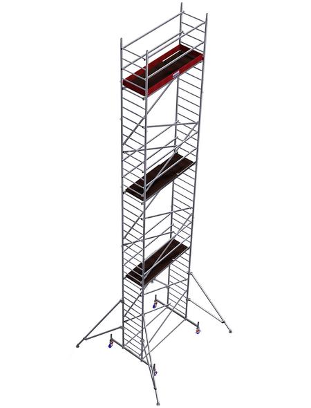KRAUSE Fahrgerüst »MONTO«, 1030 cm Gerüsthöhe