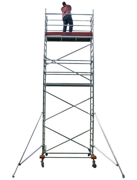 KRAUSE Fahrgerüst »MONTO«, 230 cm Gerüsthöhe