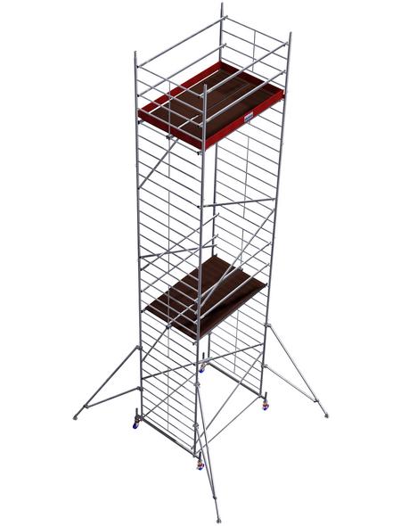 KRAUSE Fahrgerüst »MONTO«, 830 cm Gerüsthöhe
