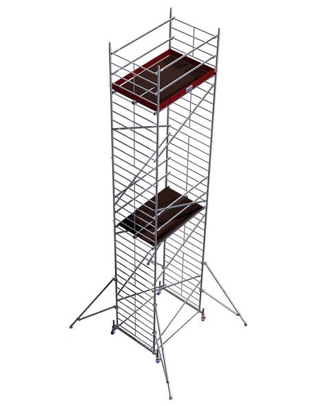 KRAUSE Fahrgerüst »MONTO«, 930 cm Gerüsthöhe