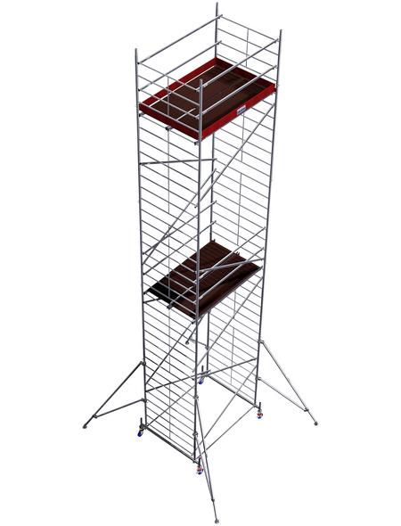 KRAUSE Fahrgerüst »MONTO«, Gerüsthöhe: 930 cm