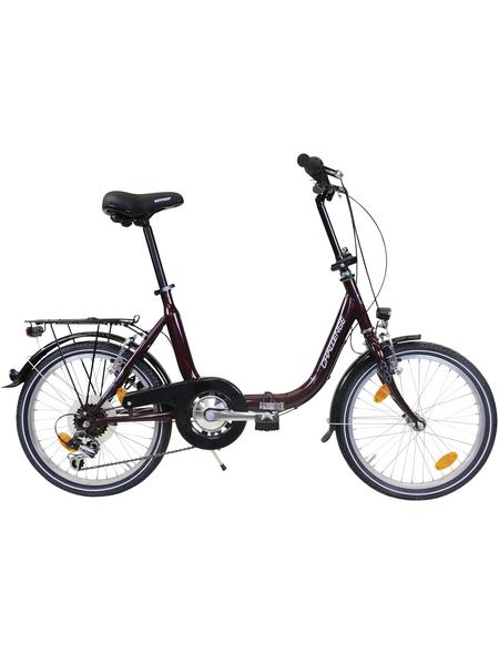 CHALLENGE Fahrrad, 20 Zoll, Unisex